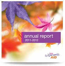 Foyle Women's Aid Annual Report 2011-2012 Cover Thumbnail